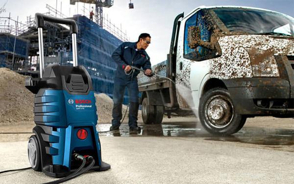 Máy rửa xe Bosch chính hãng
