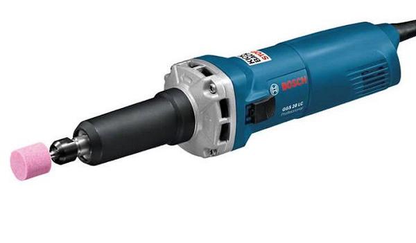 Cấu tạo máy mài thẳng (máy mài khuôn) Bosch GGS 28 LCE