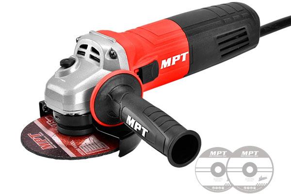 Máy mài góc MPT –thương hiệu từ Trung Quốc