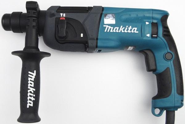 Mẫu máy khoan Makita 24mm HR2460