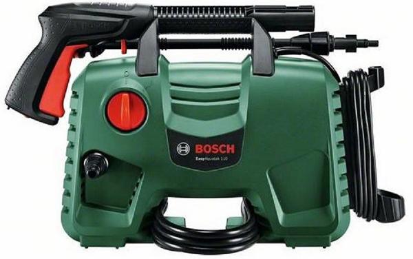 Máy rửa xe Bosch AQT 100 có công suất hoạt động lớn
