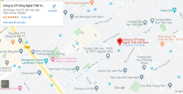 Công Ty THB Việt Nam tại Hà Nội