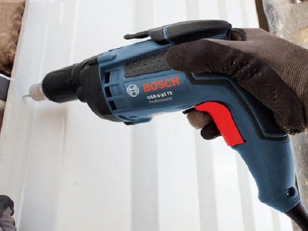 Đánh giá chất lượng máy vặn vít Bosch