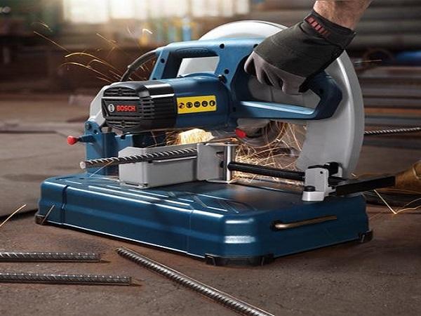 So sánh khả năng cắt của máy cắt sắt