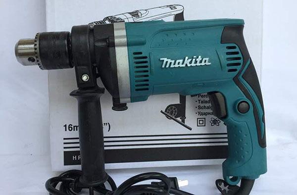 Máy khoan Makita –thương hiệu Nhật Bản nhiều người tin dùng
