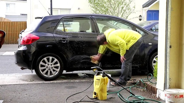 Các loại máy rửa xe có tốn điện, tốn nước không?