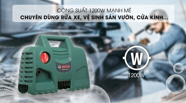 Máy rửa xe Bosch AQT 100