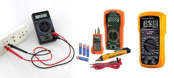 Cách đo điện trở bằng đồng hồ vạn năng