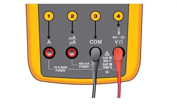 Đồng hồ vạn năng đo dòng điện AC/DC