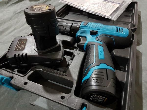 Sau khi dùng máy khoan pin cần bảo quản sản phẩm cẩn thận