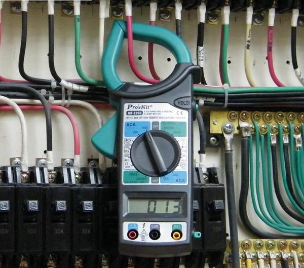 Ampe kìm dòng điện tử AC Pro'skit MT-3266
