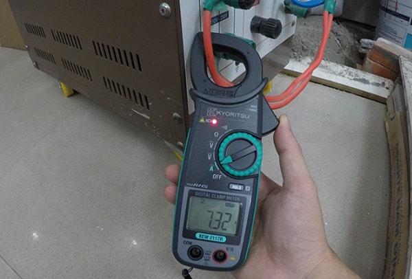 Xác định dòng điện rò rỉ bằng ampe kìm không quá phức tạp