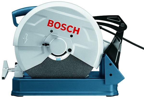 Máy cắt sắt Bosch - ông trùm về máy cắt
