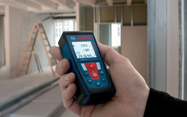Máy đo khoảng cách laser nhỏ gọn, dễ sử dụng