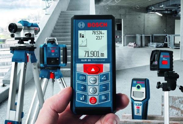 Có nhiều tiêu chí giúp chọn lựa máy đo khoảng cách chất lượng