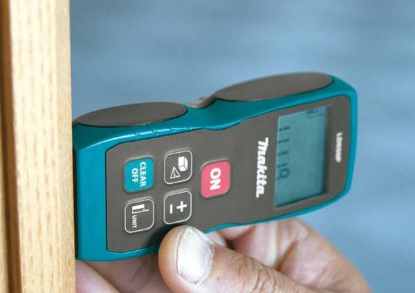 Máy đo khoảng cách laser đảm bảo độ chính xác