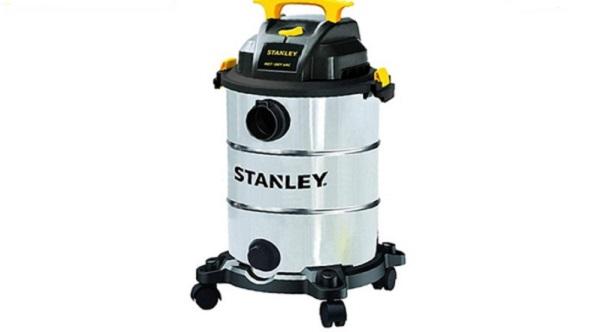Tìm hiểu máy hút bụi công nghiệp Stanley