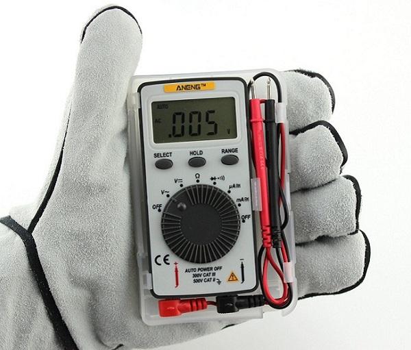 Đồng hồ vạn năng kỹ thuật số đa dạng chức năng