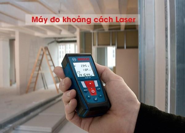 Thông tin cần biết về máy đo khoảng cách Laser