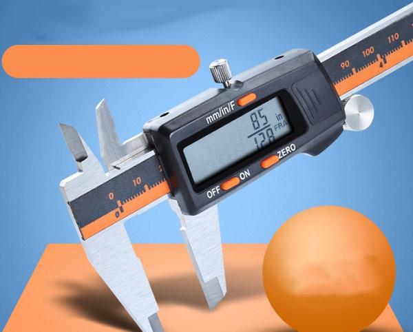 Thước cặp ứng dụng nhiều trong đo đạc thông số kỹ thuật