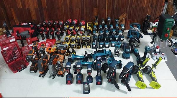 Máy khoan đa dạng với nhiều dòng sản phẩm