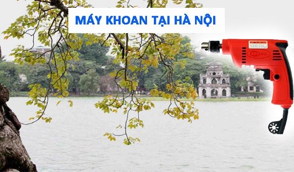Mua máy khoan ở đâu Hà Nội, Hồ Chí Minh
