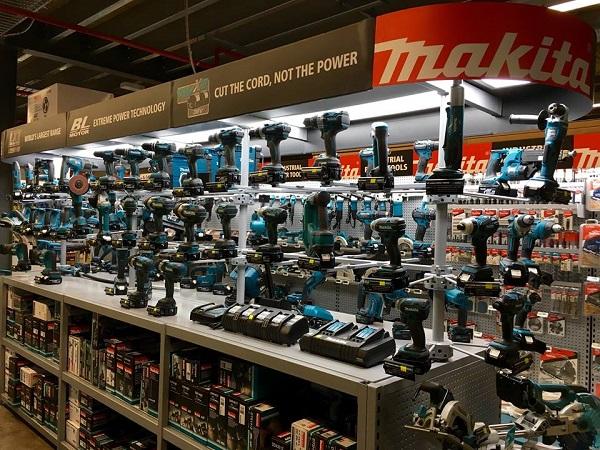 Địa chỉ bán máy khoan pin Makita chính hãng Hà Nội và Hồ Chí Minh