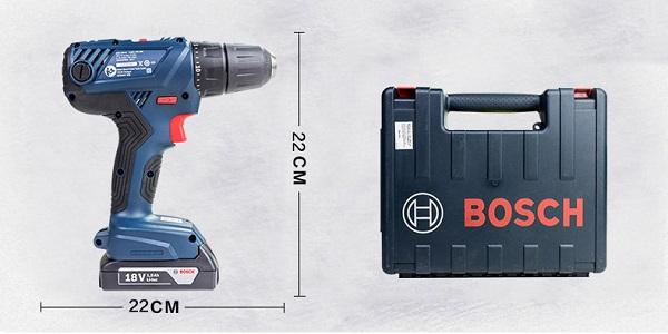 Máy khoan pin Bosch 18V có điểm gì nổi bật?