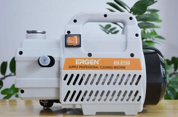 Thiết kế của máy rửa xe Ergen 6708