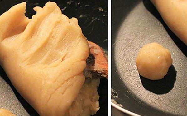 Sên nhân ngọt làm bánh Trung Thu