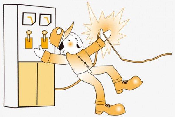 Dòng điện hàn có khả năng gây giật cho người dùng