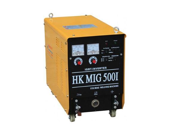 Máy hàn hồ quang chìm là thiết bị máy hàn tự động