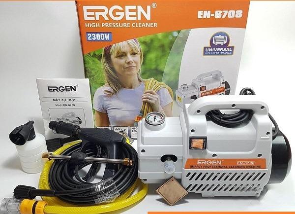 Máy rửa xe gia đình Ergen EN-6708