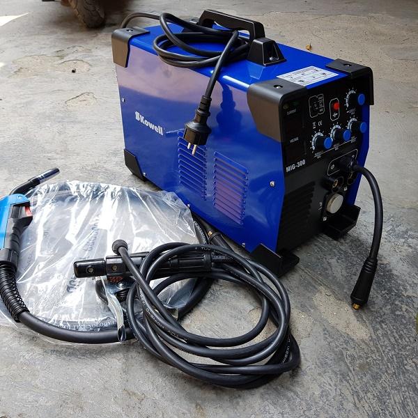Máy hàn mig được sử dụng phổ biến trong hàn công nghiệp