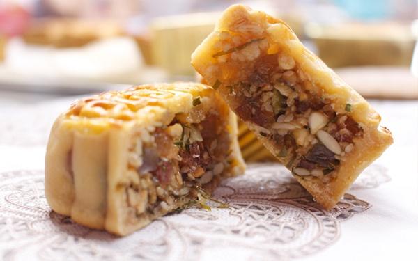 Bánh trung thu chứa hàm lượng đường cao có thể gây tiểu đường