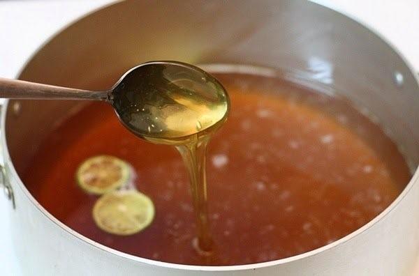 Nước đường để càng lâu bánh sẽ có hương bị thơm ngon