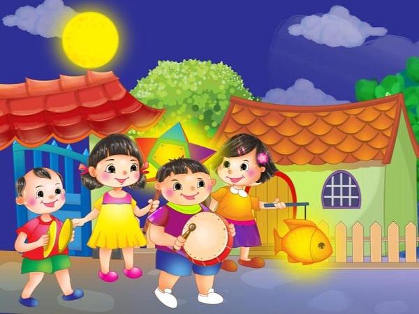Tết Trung Thu với nhiều hoạt động dành cho trẻ em