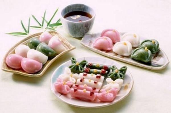 Bánh trung thu ở Hàn Quốc