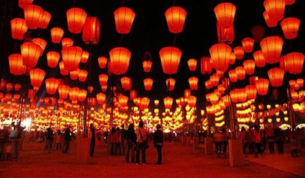 Lễ hội hoa đăng ở Trung Quốc
