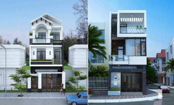 Chọn màu sắc phù hợp theo phong cách kiến trúc