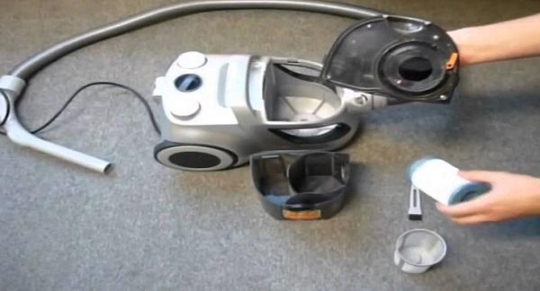 Kiểm tra và xử lý các lỗi máy hút bụi bị hỏng