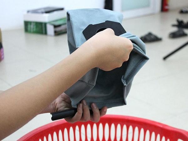 Thường xuyên vệ sinh màng lọc, túi lọc theo định kỳ