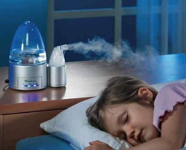 Máy tạo ẩm là giải pháp để cân bằng khi phòng có độ ẩm thấp