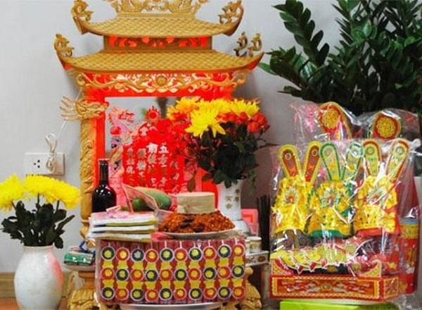 Cúng ông Táo là ngày lễ quan trong trong tí ngưỡng của người Việt