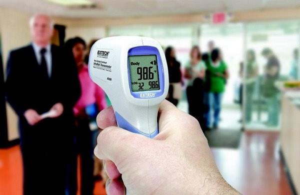 Máy đo nhiệt độ cơ thể Extech IR200