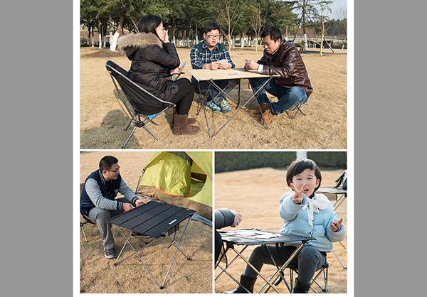 Bộ bàn ghế cắm trại