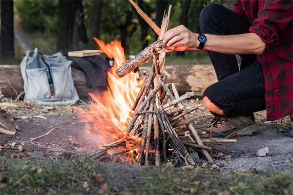 Cắm trại cần những đồ gì