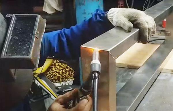 Cách hàn inox không bị đen