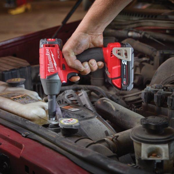 Máy được sử dụng nhiều trong sửa xe, xây dựng, lắp ráp
