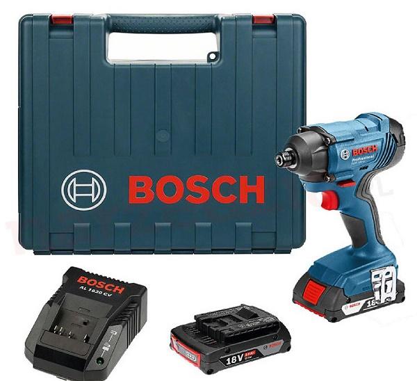 Máy siết bu lông Bosch chất lượng, độ bền cao